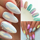 CH Shinning Nail Art Mirror Powder Chrome Pigment Glitters Manicure DIY Tool