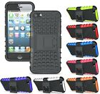 case armor iPhone 5 / 5S, Hülle cover skin backcase, holder klappbar