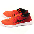 Nike Wmns Free RN Total Crimson/Black-Gym Red-White Running Shoes 831509-801