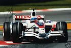 "Forumla 1 Test Driver Anothony Davidson Hand Signed Photo 12x8"" F1 AC"