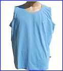 MENS BIG SIZE 100% COTTON VEST SLEEVELESS GYM SUMMER TEE 5 COLOURS 3X 4X 5X