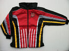NEW KIDS WULFSPORT RED MAX MOTOCROSS TRIALS QUAD JACKET CHILD YOUTH COAT CR LT