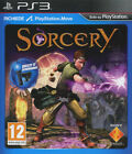 Sorcery PS3 Playstation 3