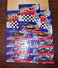MATCHBOX RACING SUPER STARS CARS.
