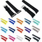 Silicone Wriststrap Replacement Strap Watch Band For Samsung Gear Fit 2 SM-R360
