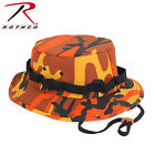 Army Camo Jungle Hat , Camping Hat, Fishing Hat, Hiking Hat - Rothco Hat