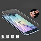 For Samsung Galaxy S8 Plus - Full Coverage Screen Protector Galaxy S7 / S7 EDGE