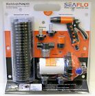 SEAFLO+12V+5%2E5+GPM+70+PSI+Washdown+Deck+Pump+KIT+Rv+Boat+Marine+4+Year+Warranty