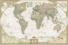 The World Map - CANVAS PRINT - Choose size