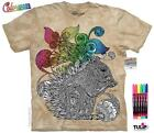 """""""SQUIRREL"""" EMALINE COLORWEAR ADULT T-SHIRT THE MOUNTAIN"""