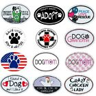 """Pet Magnet (Choose Your Design) Dogs Cats 4"""" x 6"""" Shaped Heart New"""