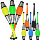 Set Of 3 Jac Products Circus Euro Juggling Clubs ( Pro Juggling Pins )