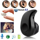 Mini Bluetooth 4.1 Wireless In-ear Earbud Sport Stereo Headphone Earphone Single