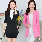 NEW! Fashion Shitsuke Professional suit long-sleeved clothes shirt coats