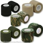 STEALTH TAPE CAMOUFLAGE SELF STICKING RIFLE GUN WRAP HUNTING CAMPING MILITARY