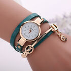 2016 Hot Sale Fashion Casual Wrist Watch Leather Wristwatch Women Bracelet Watch