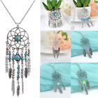 New Retro Dream Catcher Pendant Charm Chain Choker Necklace Fashion Jewellery