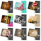 "2in1 Wood Painted Rubberized Hard Case Cover For Macbook Pro Air 11"" 12"" 13"" 15"""