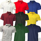 Mens Polo Shirts Shirt Harvey James Short Sleeve New Workwear or Casual
