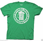 T-Shirts New Funny Mens Official Irish Drinking Team Tee Shirt St. Patrick's Day