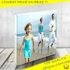 """YOUR PERSONAL PHOTO ON CANVAS 20"""" x 16"""" - DEEP 28MM FRAME ! PERFECT GIFT !"""