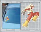 BLAZIKEN POKEMON Cartoon Vinyl Decal #3 PICK A SIZE! Car Laptop Sticker