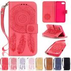 Wallet W/strap Stand Flip Leather Credit Cards Case Cover For iPhone 7/7 Plus