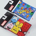 Super Hero The Avengers PVC Short Purse Wallet