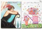 2017 A4 Year Planner Monthly Diary Addresses Daisy Patch Art Deco Christmas Gift