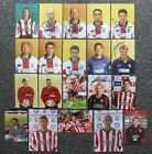 1995 - 2005 Southampton Signed Official Photographs - £5 Each