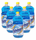 6 Pk Fabuloso Ocean Paradise Multi-Purpose Cleaner Fresh Lasting Fragrance 56 Oz
