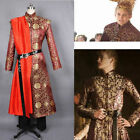 Halloween Adult Mens Game of Thrones King Joffery Costume Outfit Prince Cosplay