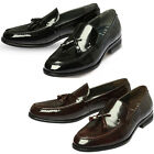 Mooda Mens Leather Loafer Shoes Classic Formal Lace up Dress Shoes UniqueBu CA