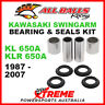 28-1120 Kawasaki KL650A (KLR650A) 1987-2007 Swingarm Bearing & Seal Kit MX