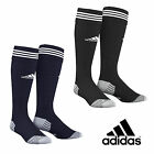 Adidas Adisock 12 Football Socks Mens Cushioned Ventilated New - Size UK 8.5-10