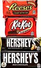 Hershey's Variety Full-Size Milk Chocolate Almonds Kit Kat R