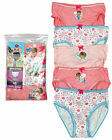 Girls Disney Doc McStuffins Pack of 5 Briefs Knickers Underwear 1.5 to 6 Years