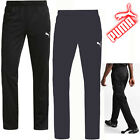 New 2016/17 Puma Essentials Slim Fit Mens Track Bottoms Sports Trousers