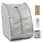 2L Portable Steam Sauna Spa Slimming Full Body Detox Therapy Loss Weight + Chair