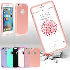 Shockproof Hybrid Rugged Rubber Slim Hard Case Cover for iPhone7 4.7/ 7 Plus 5.5