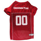 Alabama Crimson Tide NCAA Pet Dog Sports Jersey (sizes) NEW