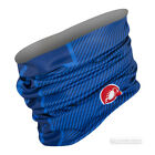 CASTELLI ARRIVO THERMO HEAD THINGY NECK GAITER/WRAP : SURF BLUE