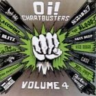 OI ! CHARTBUSTERS VOLUME 4 -  VARIOUS ARTISTS  .  CD .PUNK.