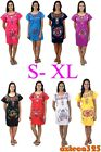 Mexican Dress Short Puebla In Assorted Colors And Sizes S - M - L - XL