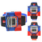 High Quality Sports Digital Wrist Watch Transformers Toy for Children Kids Gift