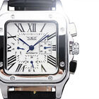 Men Square Automatic Mechanical Deluxe Calendar Multi Function Stylish Watch ss2