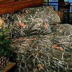 RealTree Max 4 Camo Bed Sheets Set - Camouflage Bedding - Polyester Blend New