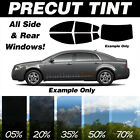 Precut All Window Film for Chevy 3500 Ext 88-00 any Tint Shade