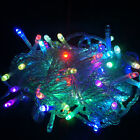 Multi-color Chrismas Lights 200 LED String Bulbs Indoor Outdoor Holiday Decor