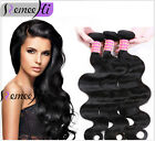Free shipping unprocessed  Hair Body Wave 100%Human Hair Extension 100g/bundle